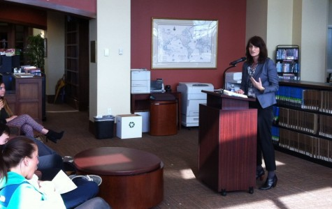 Writer Jennifer Gilmore Intrigues Audience