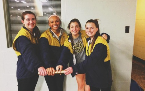 Peddie Girls Set New Record in the Distance Medley