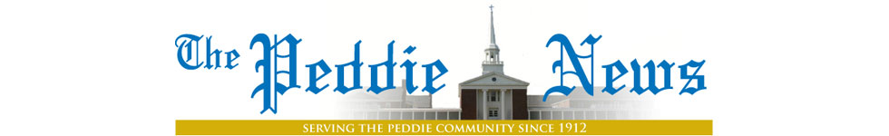 The student news site of Peddie School
