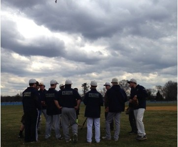 Peddie Boys Baseball Steps Up to the Plate