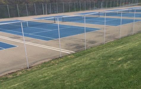 Boys Tennis Competes in NEMA Tournament