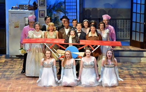 The Drowsy Chaperone Stuns Students and Faculty