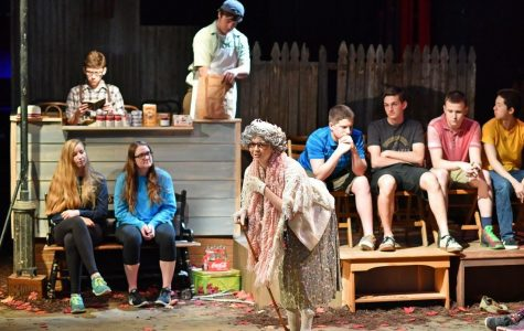 Discovering a New World in the Spring Play
