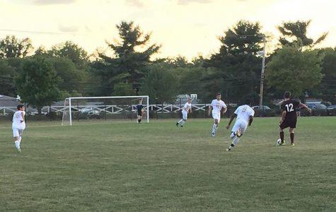 Boys Soccer Starts Season with Success