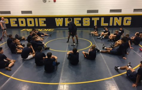 Peddie Track and Wrestling Gain Popularity