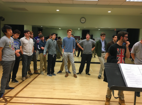 Young Students, Big Roles! Highly Competitive Les Miz Auditions Held