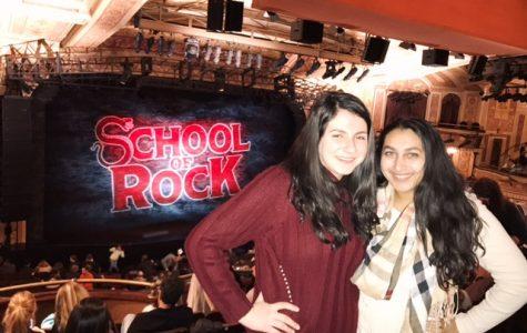 """""""School of Rock"""" Rocks Peddie Audience"""