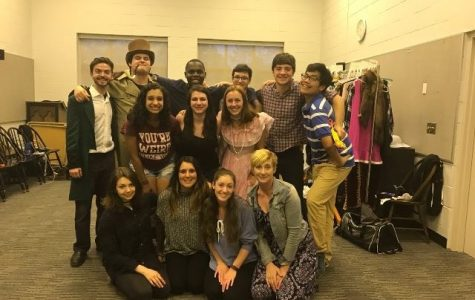 Honors Theater Showcase Wows Peddie