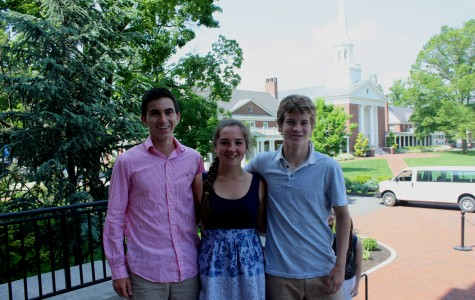 Students elect next year's student government leaders
