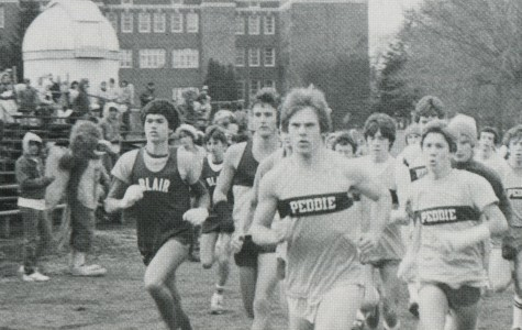 In honor of Blair Day 2013 enjoy a photo selection of teachers who were former Peddie athletes