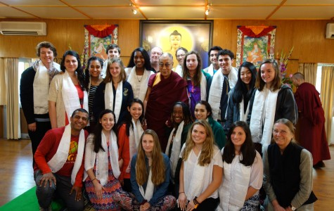 An Unforgettable Journey: Peddie Students Visit India and Meet the Dalai Lama