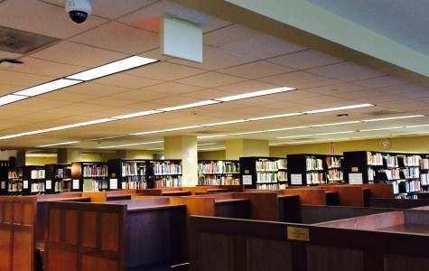 Library Cameras Move Beyond Security Purposes