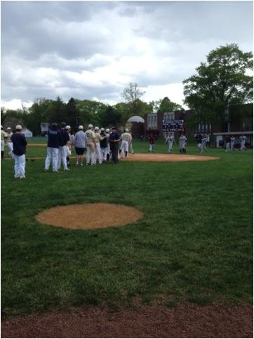Varsity baseball has had an undefeated season at home.