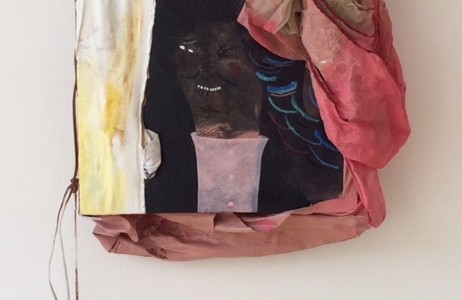 Mariboe Gallery Exhibit: Multidisciplinary Artist, Kenny Rivero, Visits Peddie