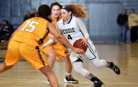 "Varsity Girls ""Tip-Off"" the Basketball Season"