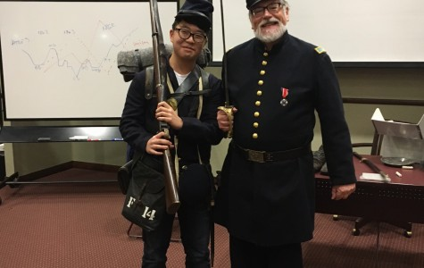 Doc Sheds Light on the Civil War