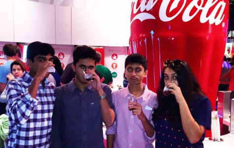 REVIEW: Peddie Students Get the First Taste of Gingerbread Coca-Cola