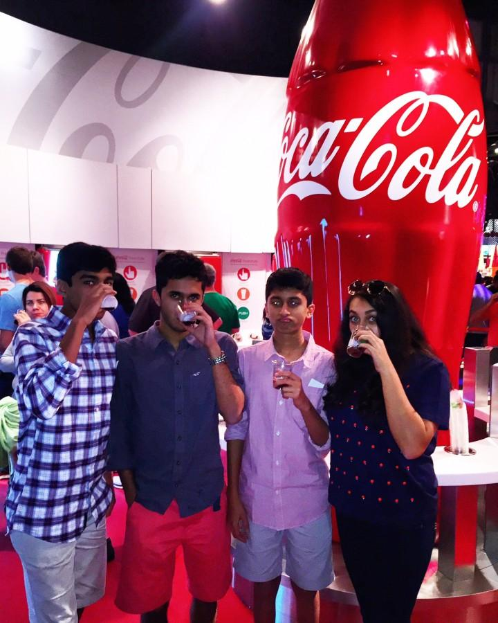 REVIEW%3A+Peddie+Students+Get+the+First+Taste+of+Gingerbread+Coca-Cola