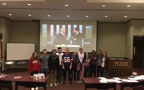 AP Government Students Participate in Union Bingo