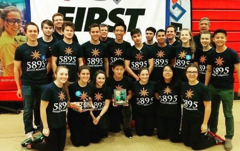Peddie Robotics' Success Leads to Reflection and Anticipation