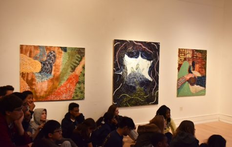 Exploring How Artist Meena Hasan Creates