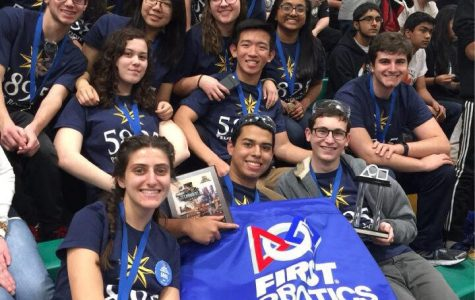 Peddie Robotics Brings Home Another Win