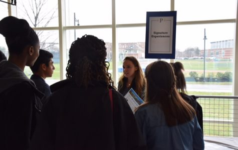 Peddie Welcomes Revisit Day Students