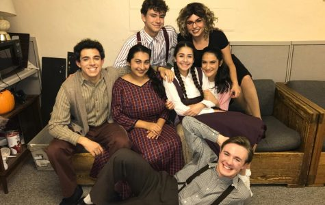 Brighton Beach Memoirs Brightens Peddie Audience