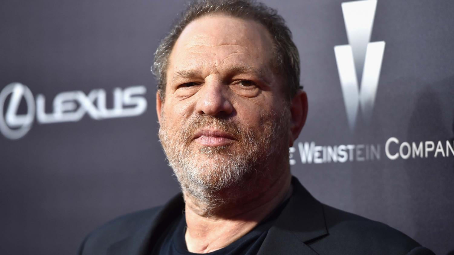 Harvey Weinstein. Photo Courtesy Entertainment Tonight.