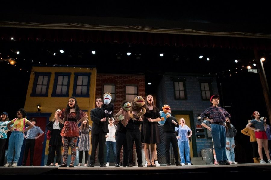 Welcome to Avenue Q—A Special Musical