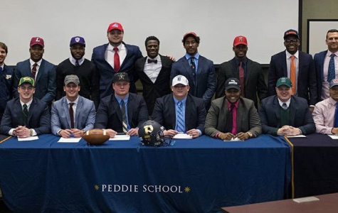 Peddie Signing Day 2018