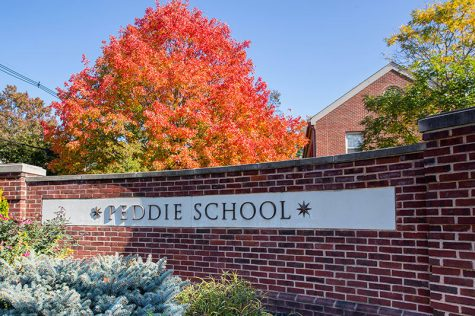 Diku Rogers '12 Returns to Peddie