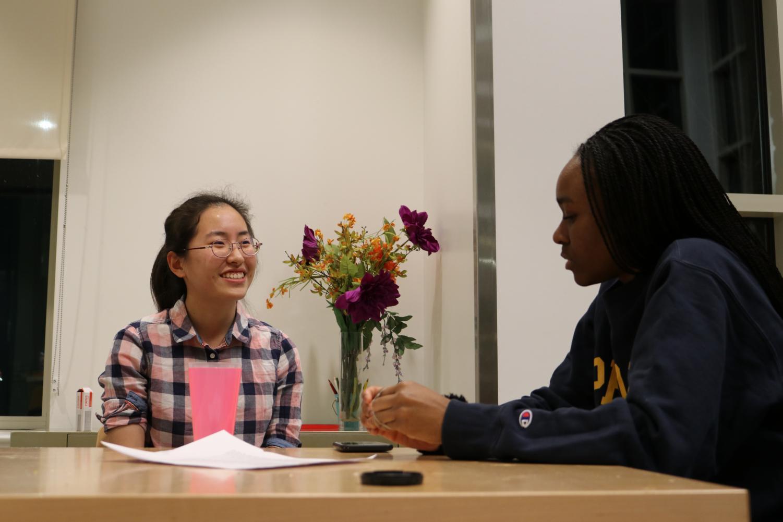 Jenny Shan and Melissa Onwuka