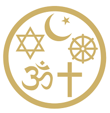 Various religious symbols represented. Courtesy of United States Institute of Peace.